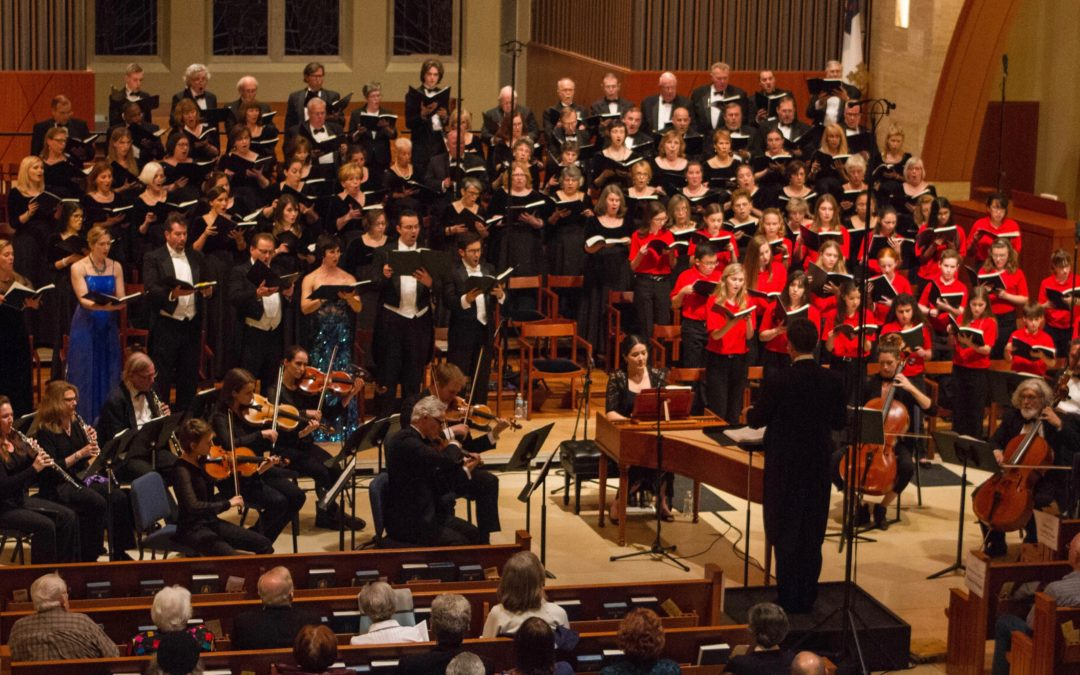 European Tour with the NJ Choral Society, July 2019